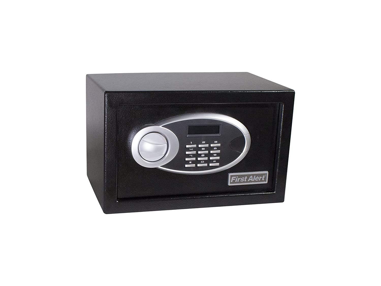 Amazon.com: First Alert 4003DFB Anti-Theft Safe with Digital LOCK, .31 Cubic-Foot, Black: Home Improvement