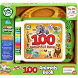 LeapFrog 609543 100 Animals Book, Multicolour