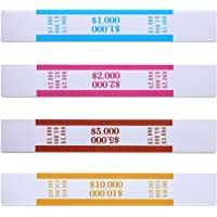 Peaceful image within printable currency straps