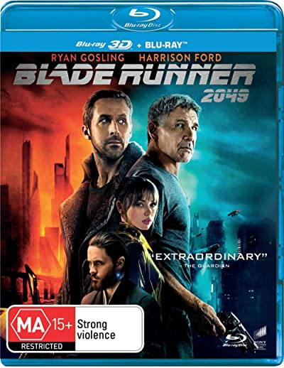 Blade Runner 2049 2017 Dual Audio In Hindi 500MB 480p BluRay