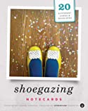 Shoegazing Notecards: 20 Different Cards & Envelopes (Photography Note Cards, Gift for Shoe Lover)