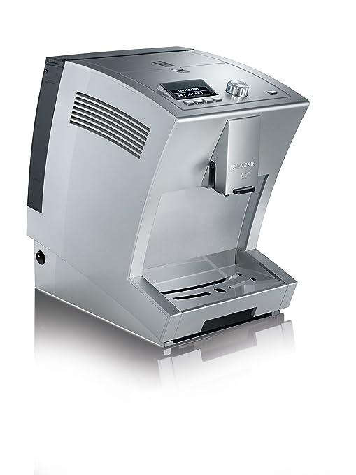 Severin KV 8021 - Cafetera superautomática S2, tecnología One ...