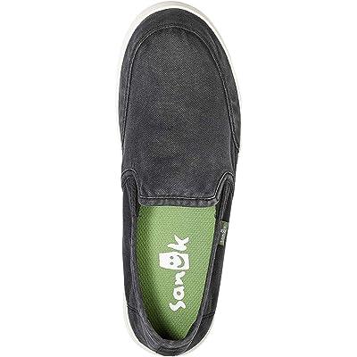 Sanuk Men's Vagabond Slip-on Canvas Sneaker | Loafers & Slip-Ons