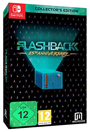 Flashback 25th Anniversary SWITCH XCI + UPDATE - ISOSLAND