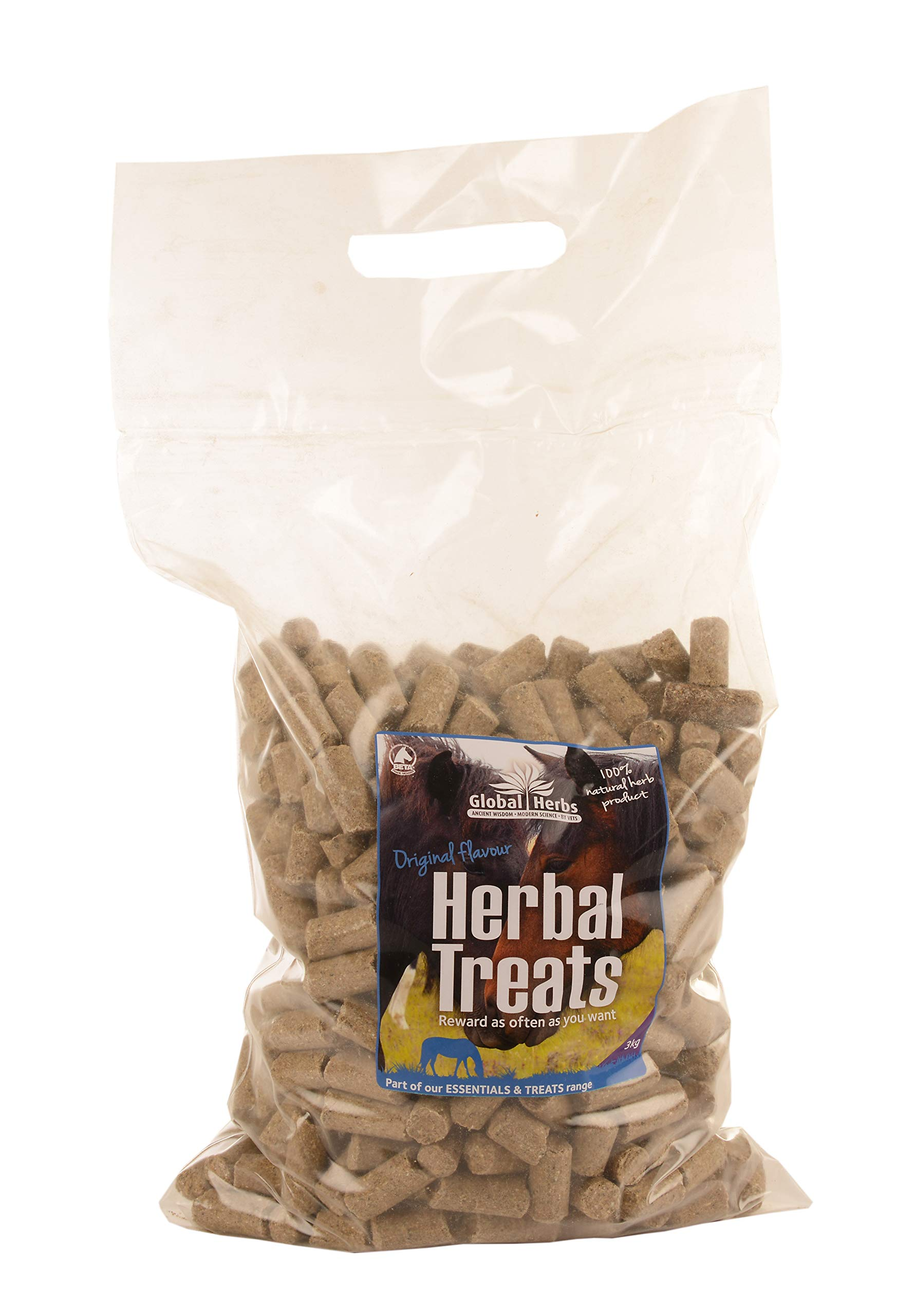 Global Herbs Herbal Treats 3kg by 3L Global Herbs