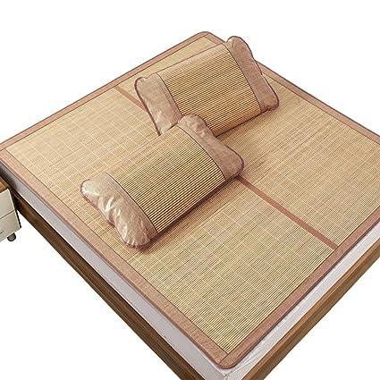 LWFB Alfombra de verano para dormir / Colchón de enfriamiento de bambú Colchón / Colchón de