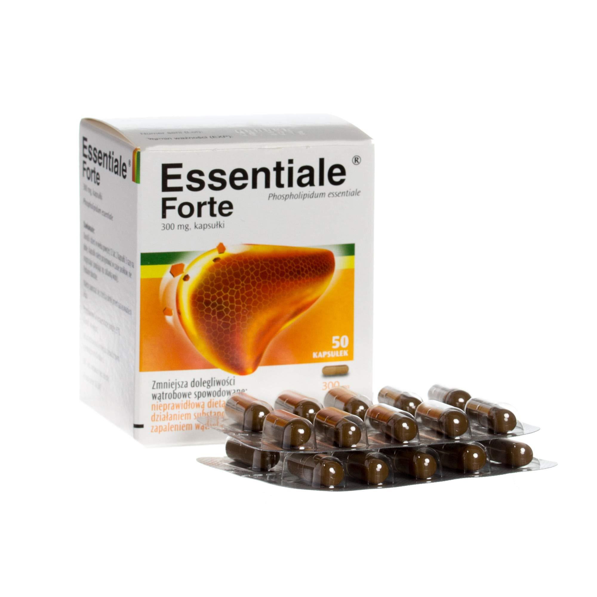3 x ESSENTIALE Forte 50 TABS - Total 150 TABS by SANOFI