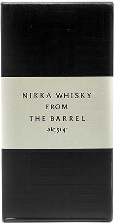Whisky Japonés Nikka From The Barrel, 50 cl