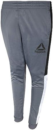 Amazon.com  Reebok Boys Poly Tricot Active Jogger Pants  Clothing c9d9d503d