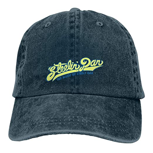 de7fd3f65 Amazon.com: Andeonky Hats Vintage-Steely-Dan Denim Fabric Cap ...