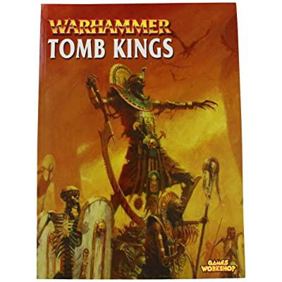 Games Workshop Tomb Kings Army Book: Toys & Games