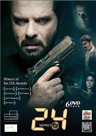 24 Season 2 || Anil Kapoor || English Subtitles || Winner of Six ITA