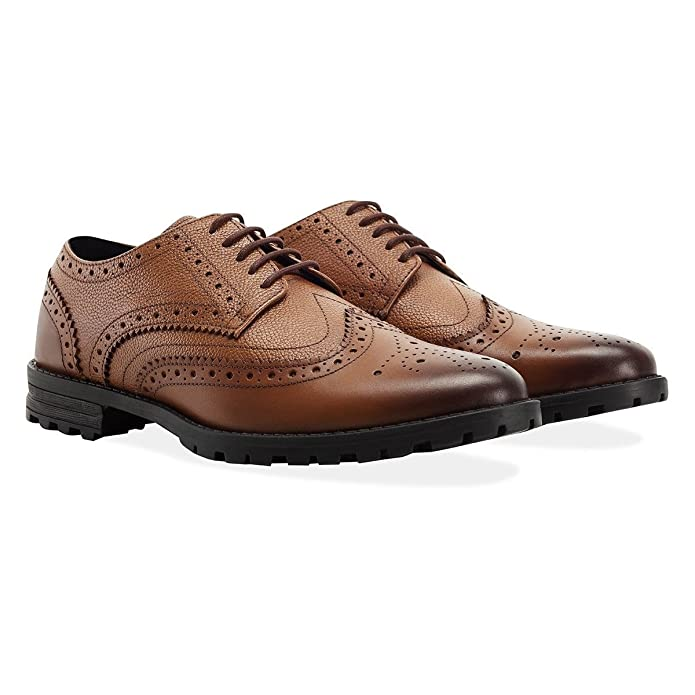 Redfoot Zapatos Derby Cuero EU 42 (UK 8) VWhxiM