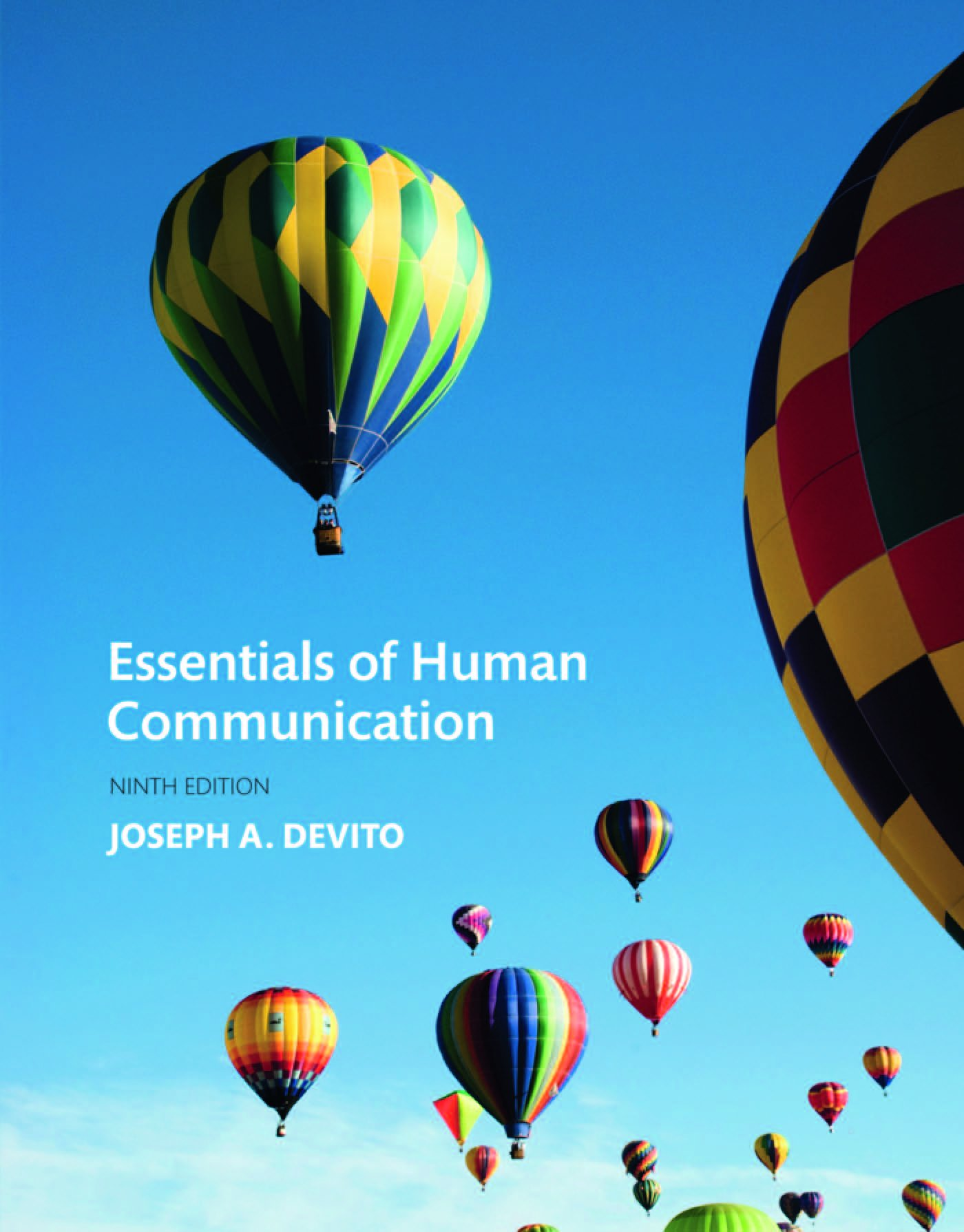 Essentials Of Human Communication 2 Downloads Kindle Edition By Devito Joseph A Reference Kindle Ebooks Amazon Com