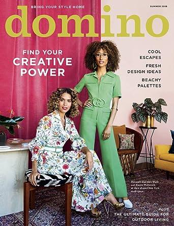 Domino Magazine Whimsical Studio