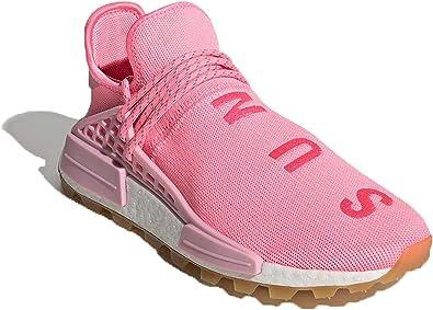 adidas Hombre PW HU NMD PRD Zapatillas Rosa: Amazon.es: Zapatos y complementos