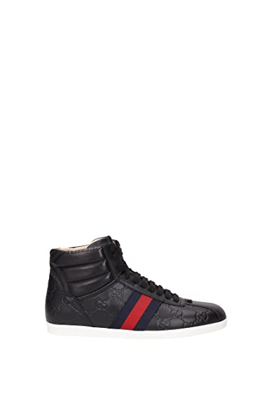 Gucci Sneakers Women - Leather (431923CWD80) UK  Amazon.co.uk  Shoes ... cac47000af48