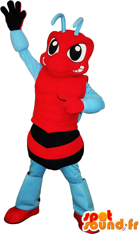Mascota SpotSound Amazon personalizable que representa un traje ...