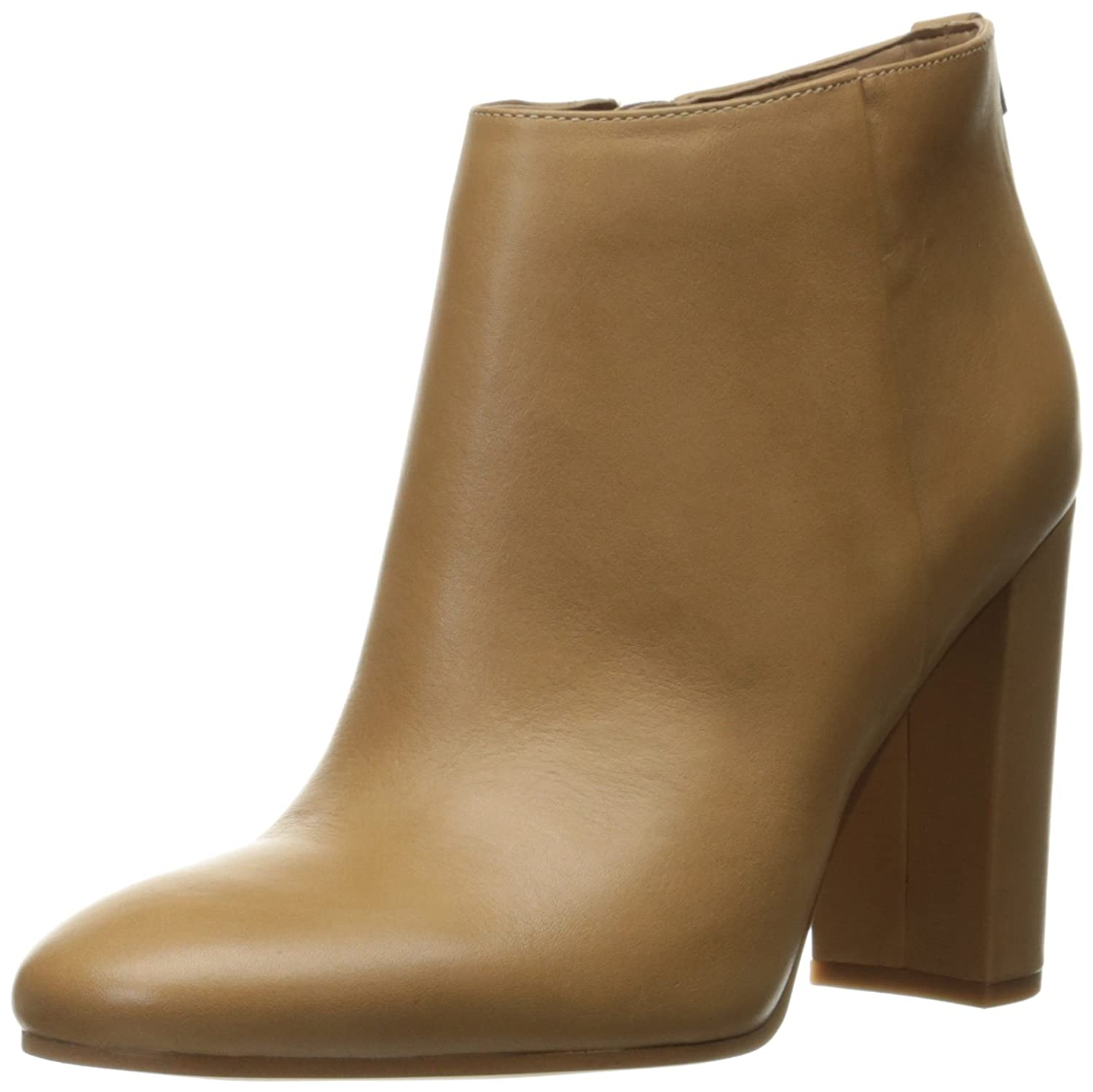 Sam Edelman Women's Cambell Ankle Bootie B01EWNPG2M 7.5 B(M) US|Golden Caramel Leather