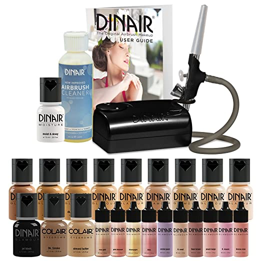 best budget airbrush kit for makeup