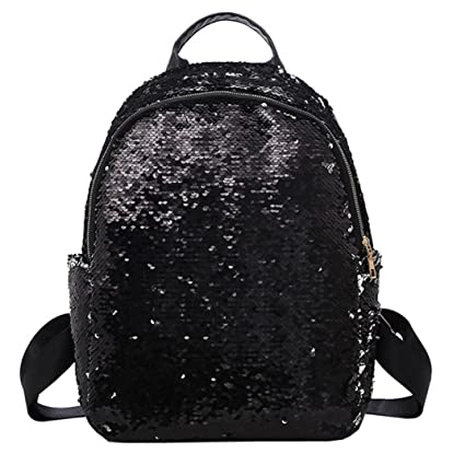 Amazon.com  BOLUOYI Cool Backpacks for Teen Girls in Middle School Fashion  Girl Sequins School Bag Backpack Satchel Student Travel Shoulder Bag  Toys    ... 7ac9ba631ca5e