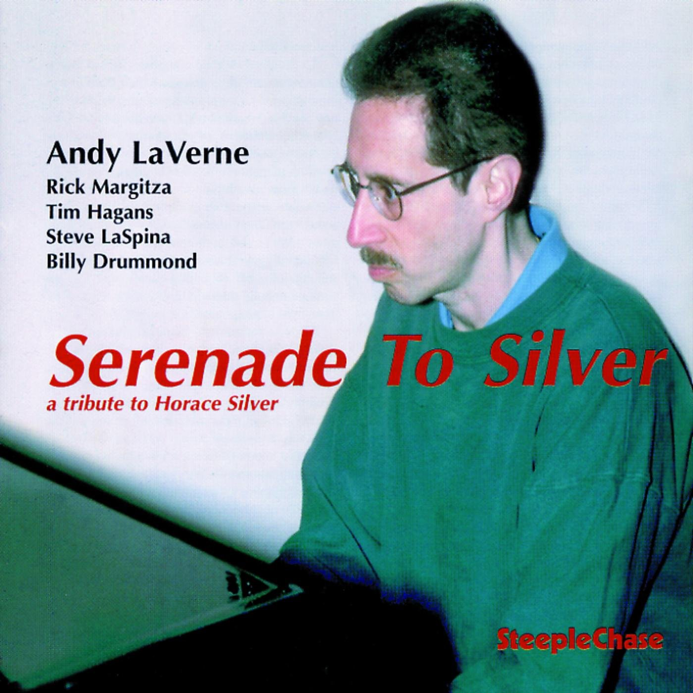 CD : Andy LaVerne - Serenade to Silver (CD)