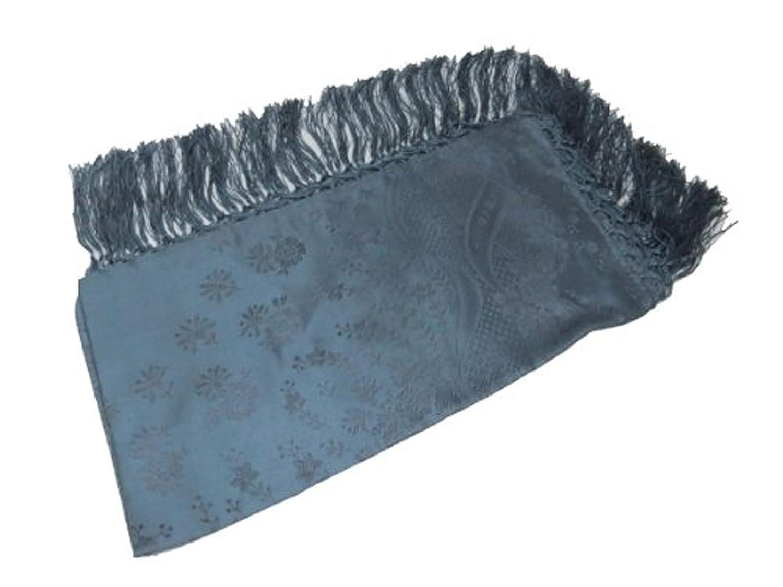 Wiesinger Damen Trachtentuch Seide 1717 hellblau