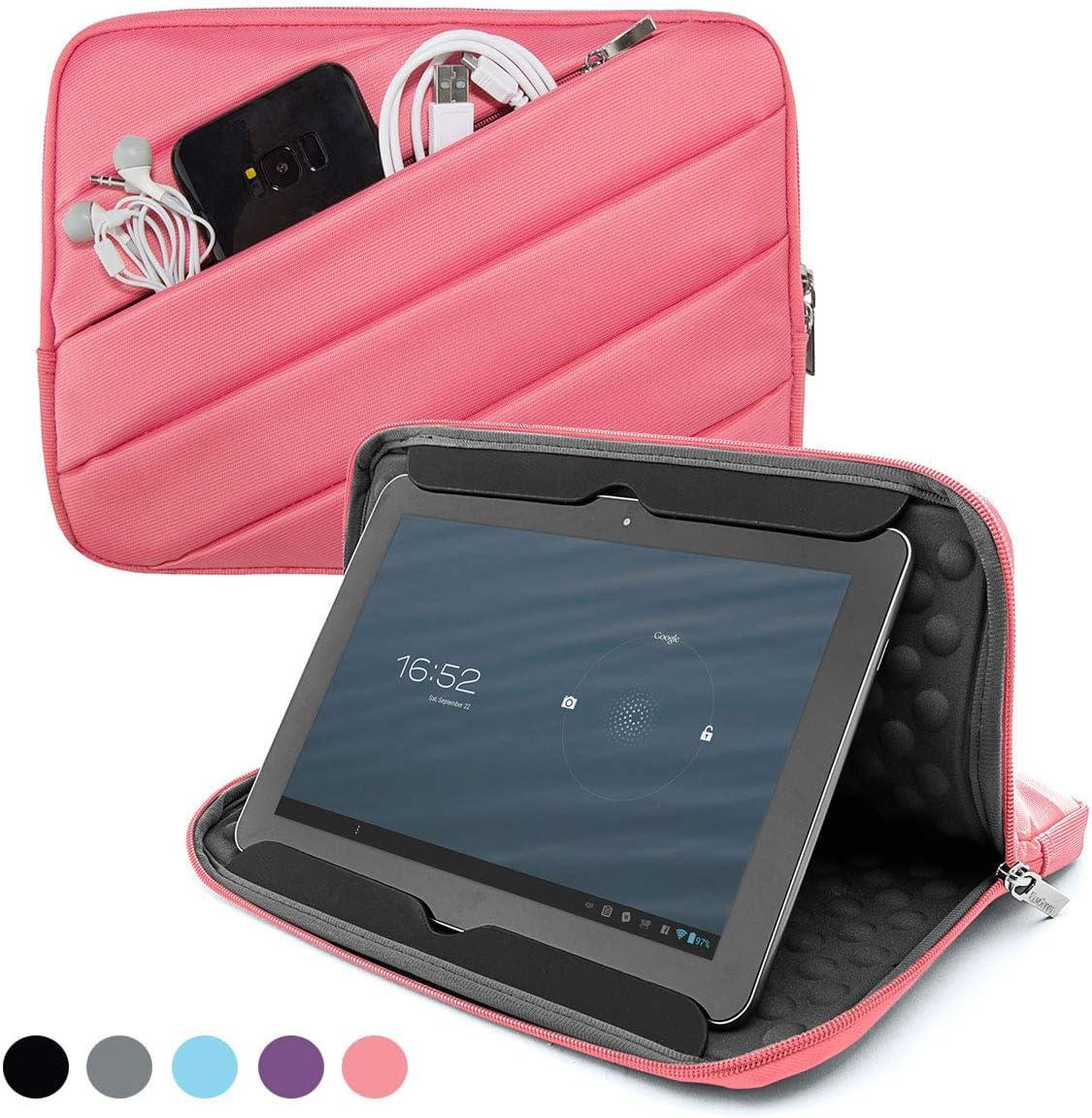 10 Inch Tablet Sleeve Case for Amazon Kindle Fire HD 10, Fire HD 8, Fire 7, Samsung Galaxy Tab A 10.1, Tab E 9.6, Lenovo Tab 4, New Microsoft Surface Go
