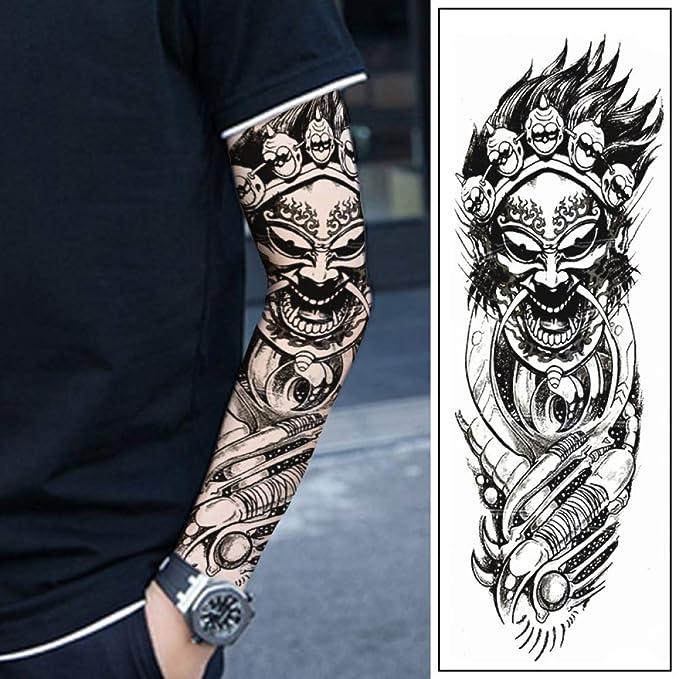 tzxdbh 5 Unids-Kirin Pegatinas de Tatuaje Hombres y Mujeres a ...