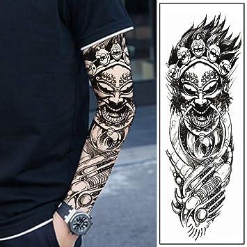 tzxdbh 5 Unids-Kirin Pegatinas de Tatuaje Hombres y Mujeres ...