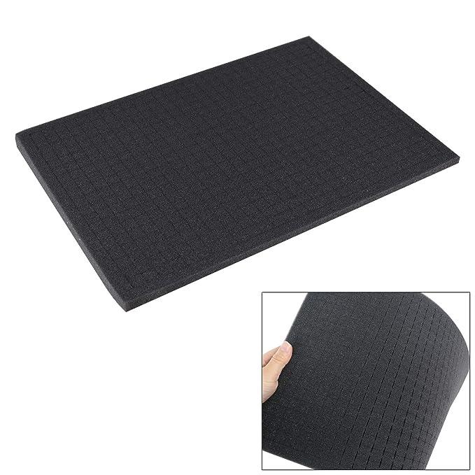 HMF - 1451100, dados Espuma Espuma, 440 x 320 mm, 5999 - , Tabletop, diferentes alturas 10 mm: Amazon.es: Oficina y papelería