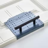 Ravinte Cabinet Door & Drawer Hardware Installation Template Kit Include Drill Bit