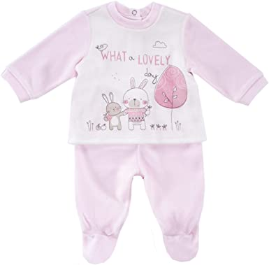 chicco - Pijama entero - para bebé niño Rosa 6 mes: Amazon.es: Ropa y accesorios