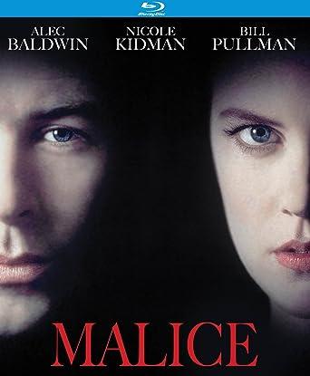 Amazon Malice Blu Ray Alec Baldwin Bill Pullman Nicole
