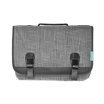 f6a38e1457 Maleta Pasta para Notebook e Macbook e Ipad 12 13 14 15 Polegadas Original  X-Doria Canvas Shoulder Masculina ...