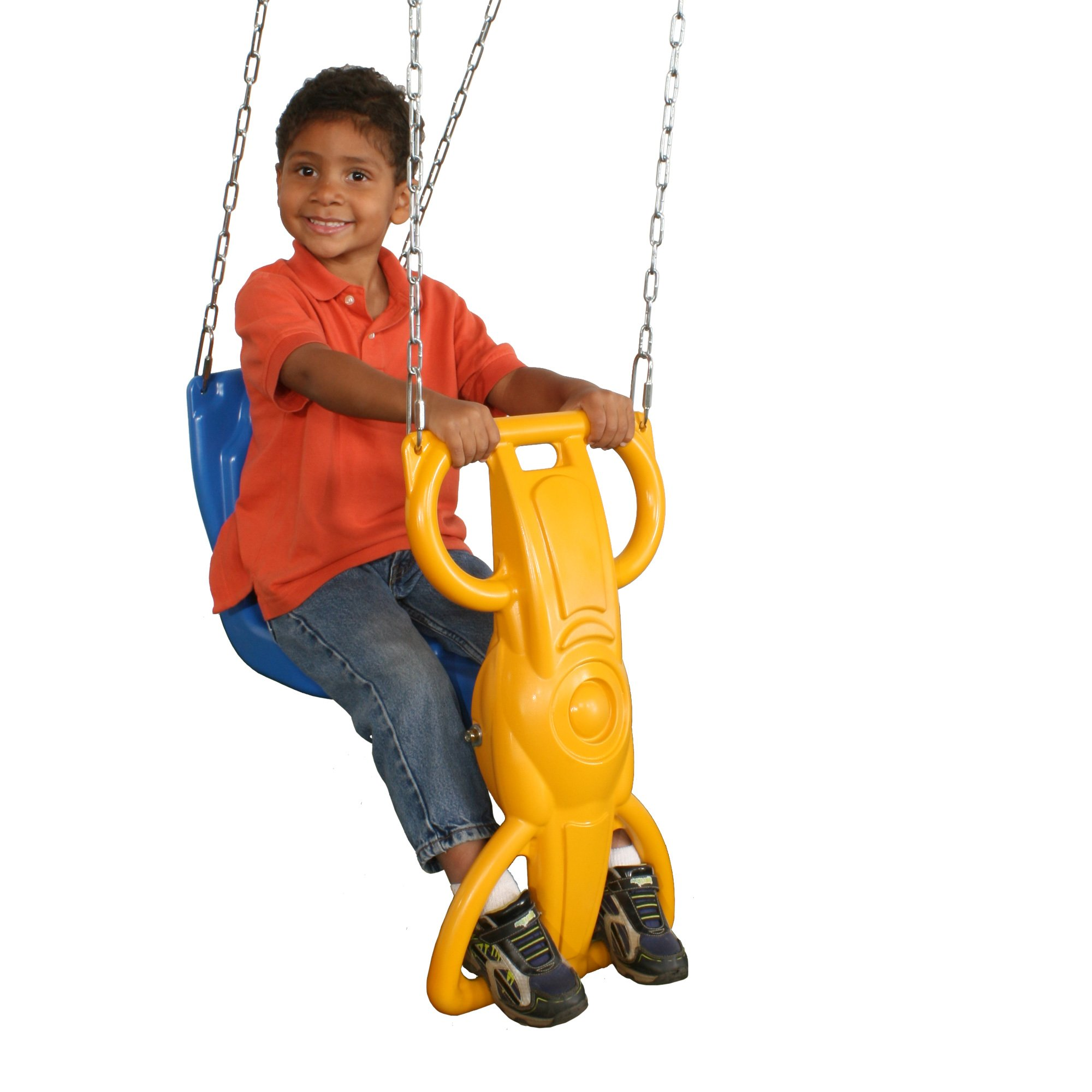 Wind Rider Glider Swing by Swing-N-Slide