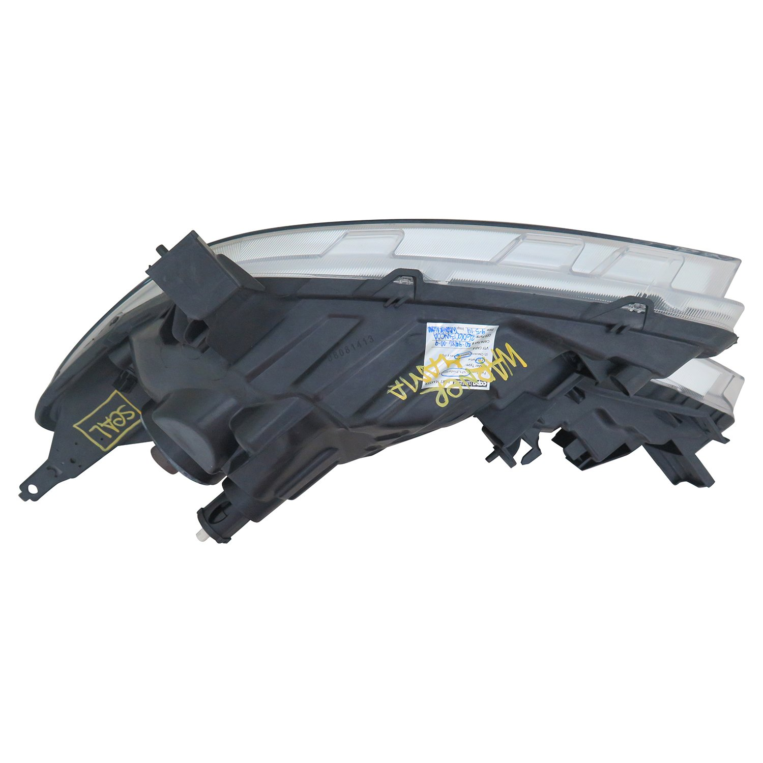 TYC 20-9485-00-1 Nissan Versa Note Right Replacement Head Lamp