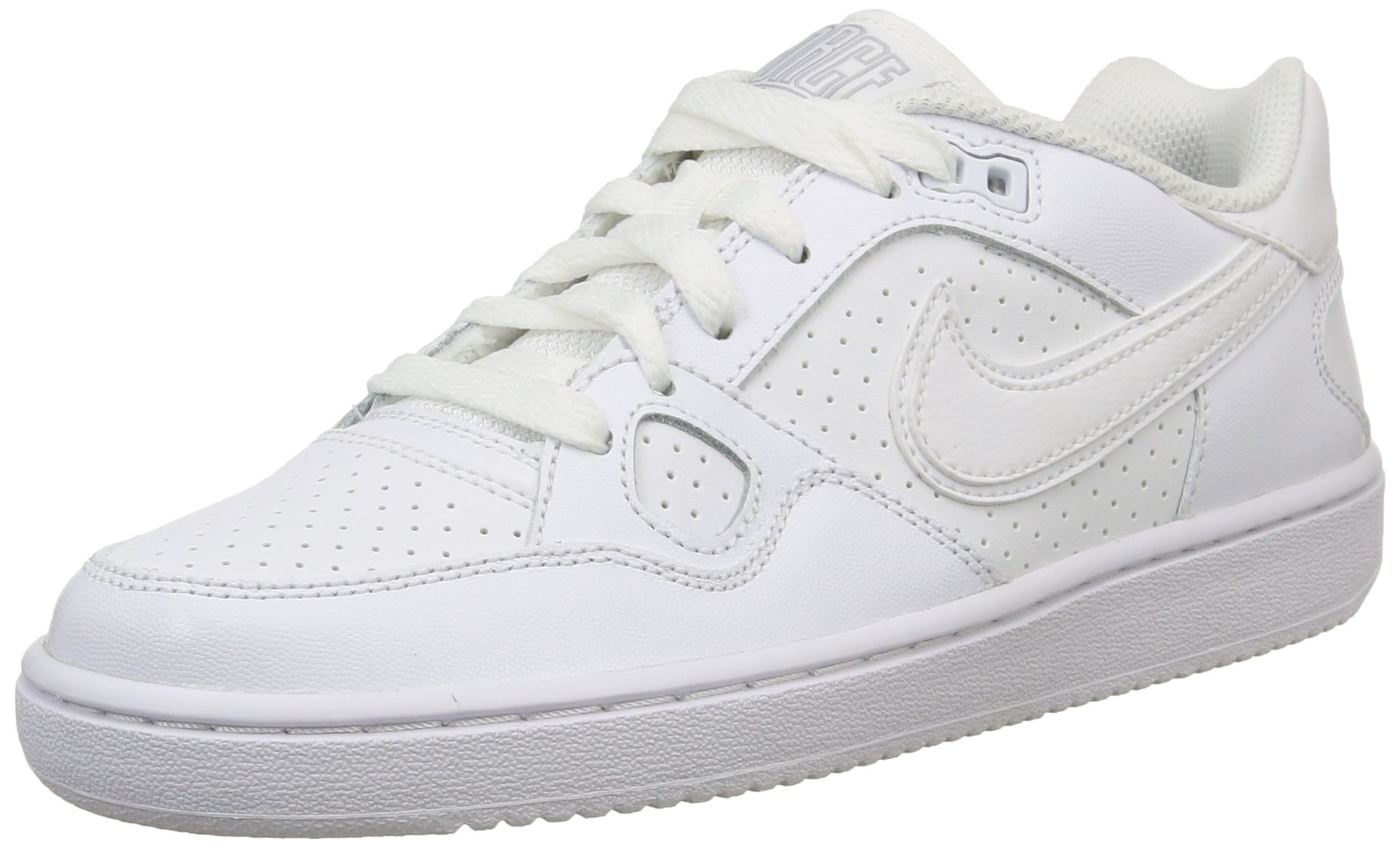 NIKE Son Of Force Women's Women US 9.5 White Sneakers