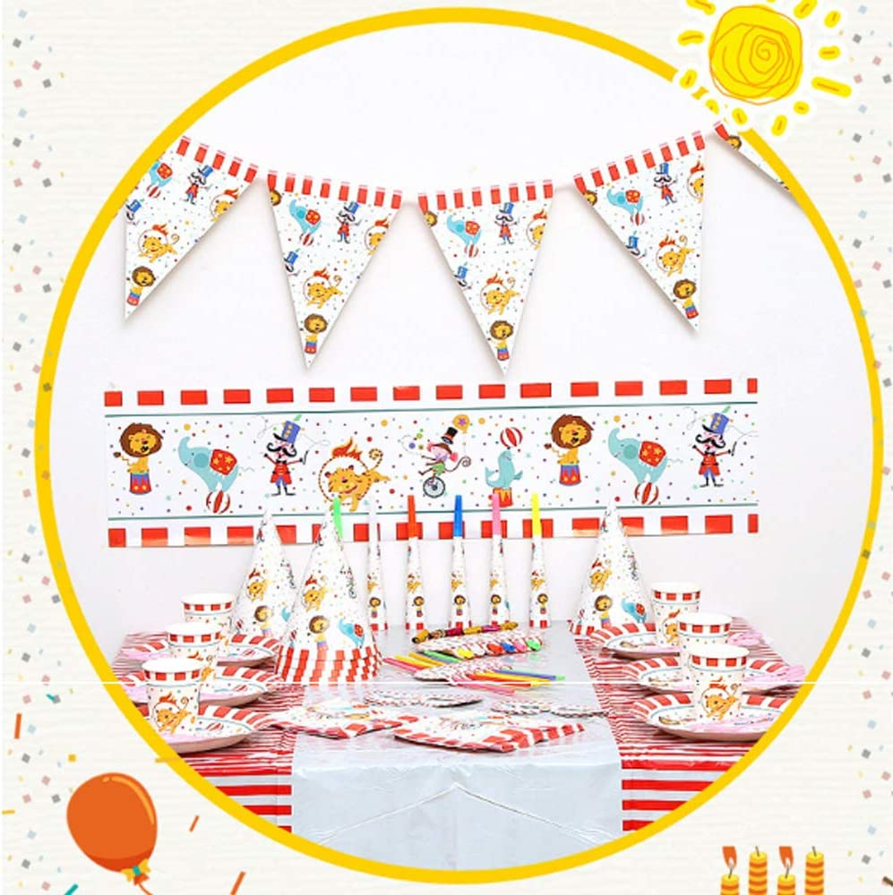 Serves 16 Guest QAQGEAR Outer Space Party Supplies Disposable Tableware Set Include Plates Cups Napkin for Kids Space Solar System Planets Baby Shower Birthday Party Accessory /& Decoration
