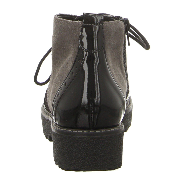Remonte Damenschuhe R0570 Damen Damen R0570 Stiefeletten, Stiefel, Stiefel Schwarz/Grau/Gris / 45 d10190
