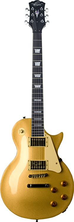 Amazon.com: Oscar Schmidt OE20TS-A-U Electric Guitar - Tobacco Sunburst: Musical Instruments