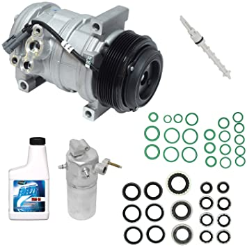Universal aire acondicionado KT 4770 a/c compresor/Componente Kit