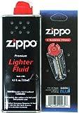ZIPPO オイル 小缶 フリントセット