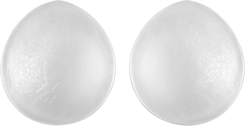Sodacoda Silikon BH Einlagen 150g//Paar Weiche runde Push-Up Brust-Einlagen Silikon Einlagen f/ür BH Badeanzug und Bikini