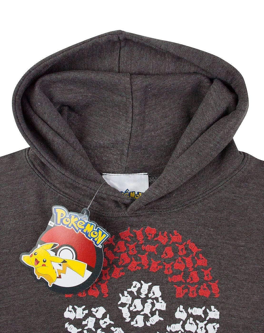 Pokemon Pokeball Boys Hoodie