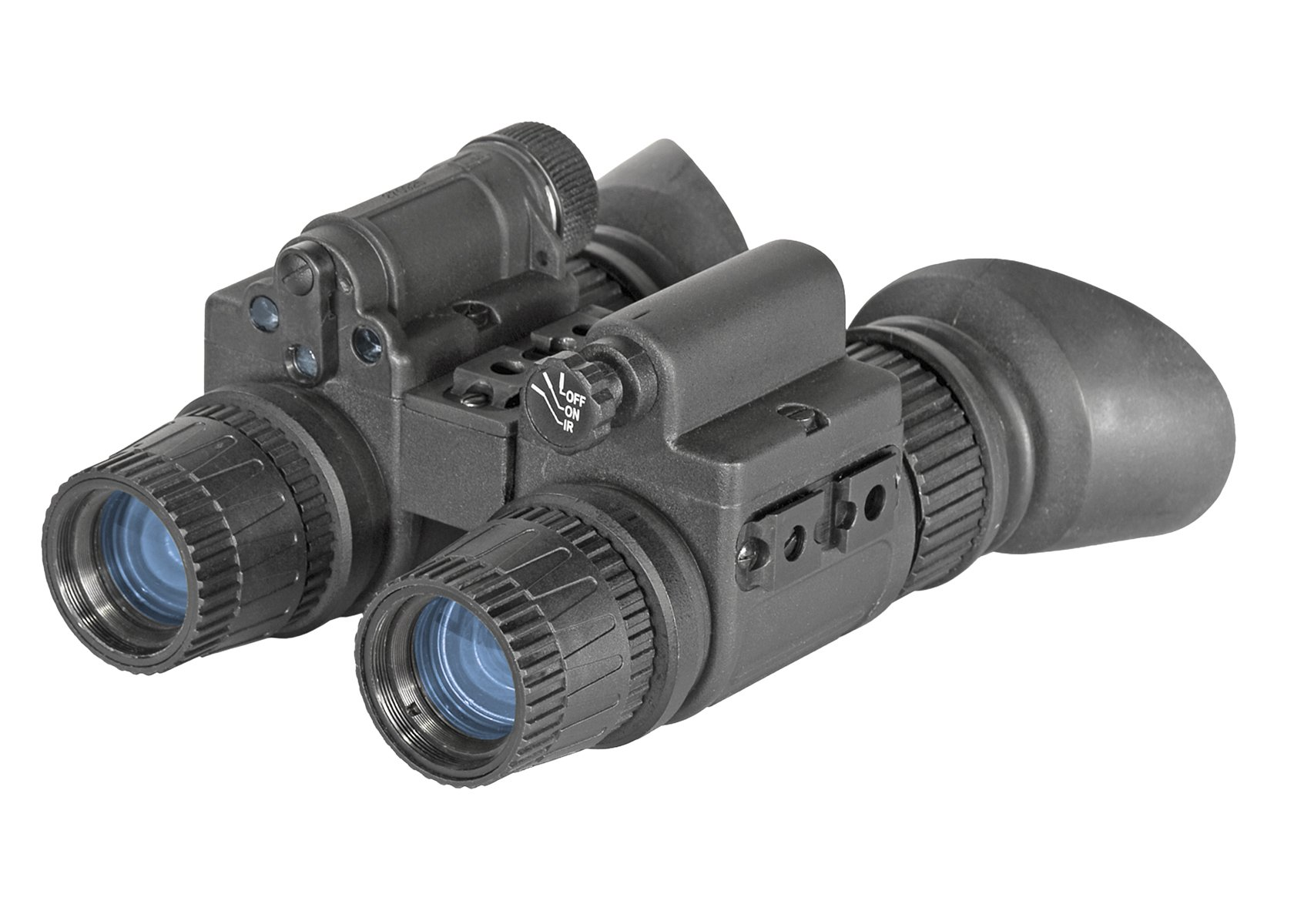 Armasight N-15 3P - Compact Dual Tube Night Vision Goggle Gen 3; High-Performance Thin-Filmed Auto-Gated IIT