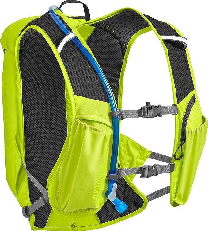 Amazon.com : CamelBak Octane 10 70 oz Hydration Pack, Black/Atomic Blue : Sports & Outdoors
