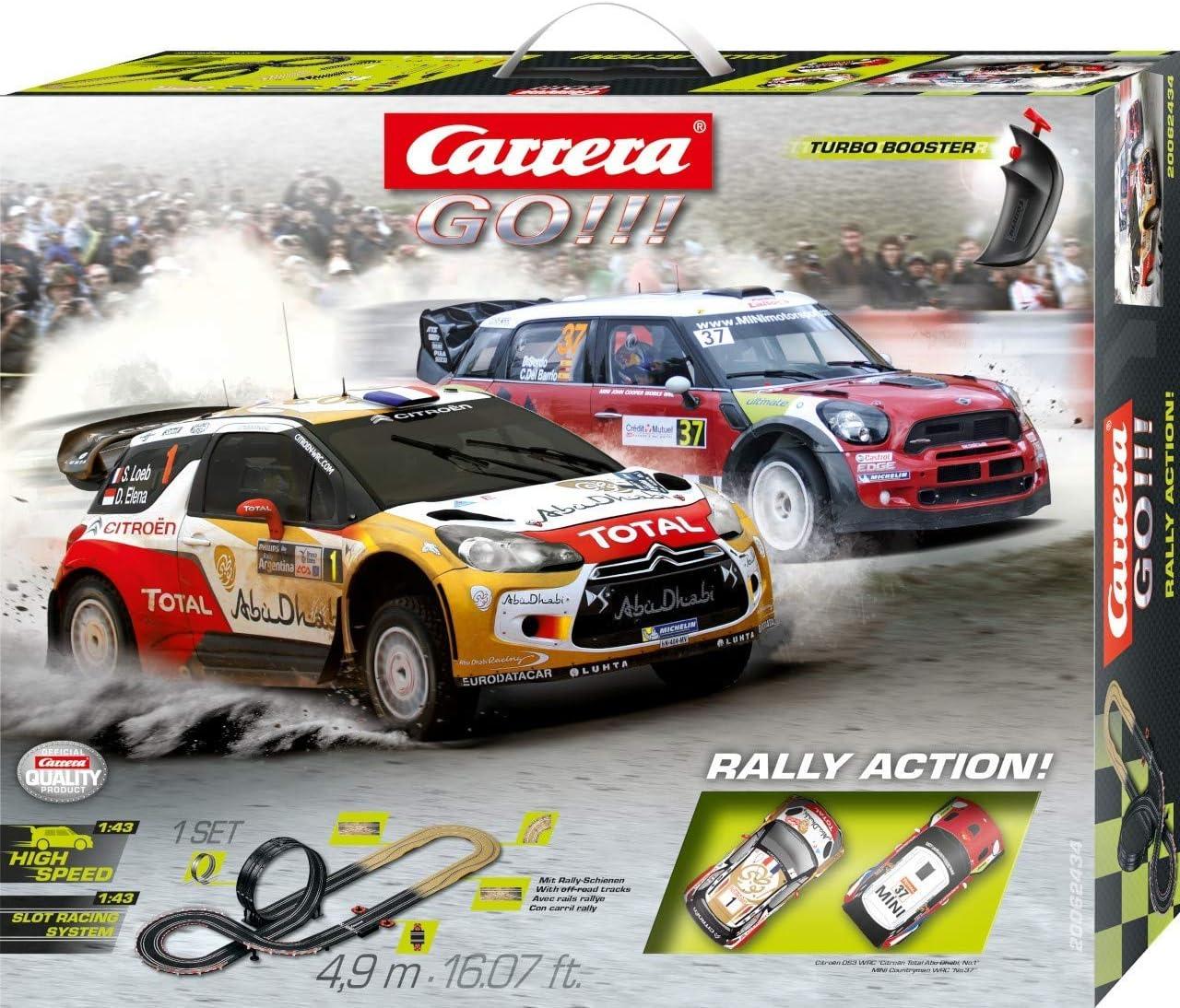 Carrera of America Go Rally Action: Amazon.es: Juguetes y juegos