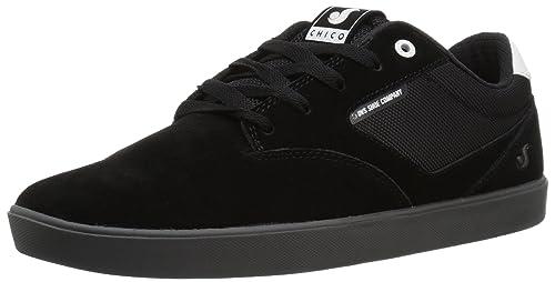 DVS Pressure SC+ Chico Brenes Black Suede Zapatillas Tamaño US 8: Amazon.es: Zapatos y complementos