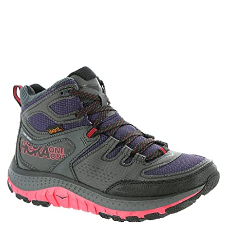 5a44d0d8ba1 HOKA ONE ONE Tor Tech Mid WP Hiking Sneaker Boot Shoe - Nightshade ...